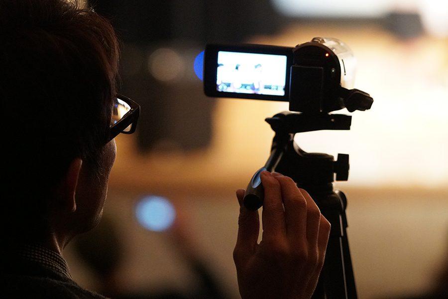 youtube・動画撮影・メディア